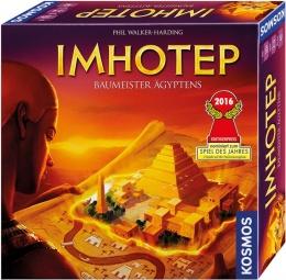 Imhotep (edycja niemiecka)