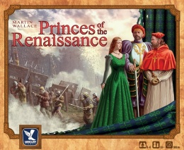 Princes of the Renaissance (edycja Mercury Games)