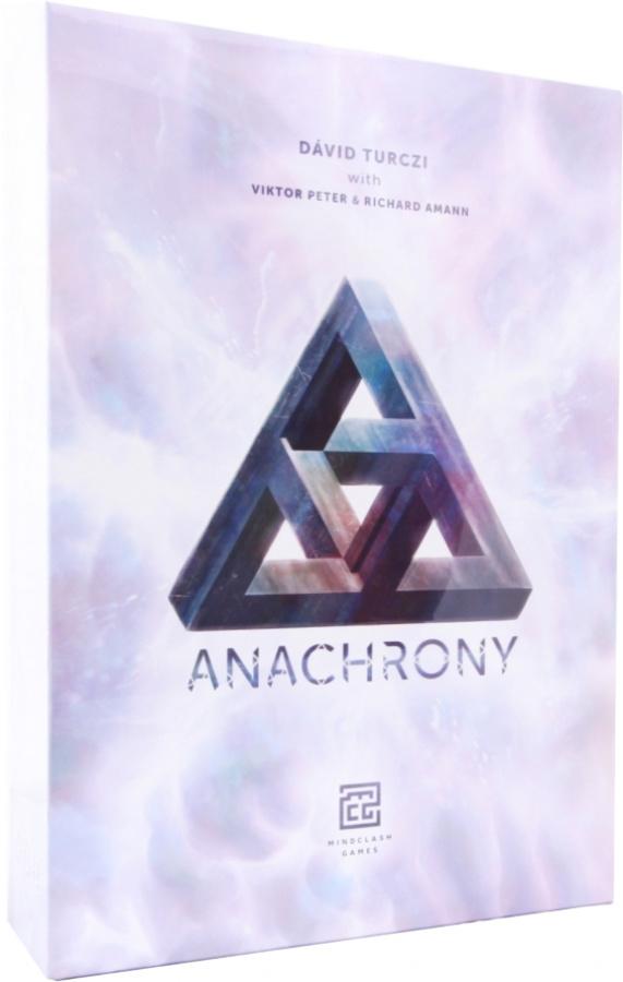 Anachrony (edycja angielska)