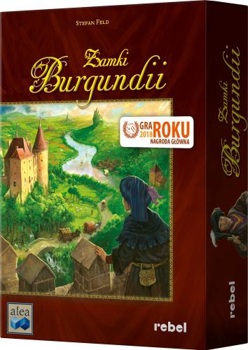 Zamki Burgundii