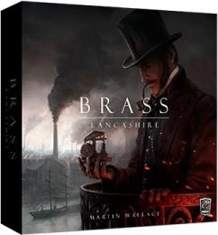 Brass: Lancashire (edycja Kickstarter)