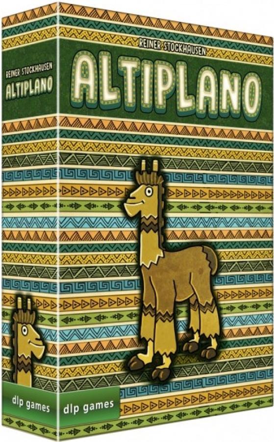 Altiplano (edycja angielska)