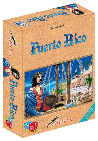 Puerto Rico (pierwsza edycja)