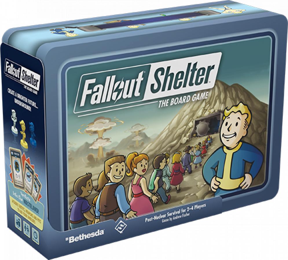 Fallout Shelter (edycja angielska)
