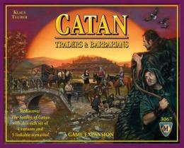 Traders & Barbarians of Catan