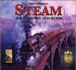 Steam - Wyścig do bogactwa