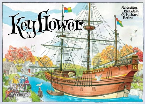Keyflower (edycja angielska)
