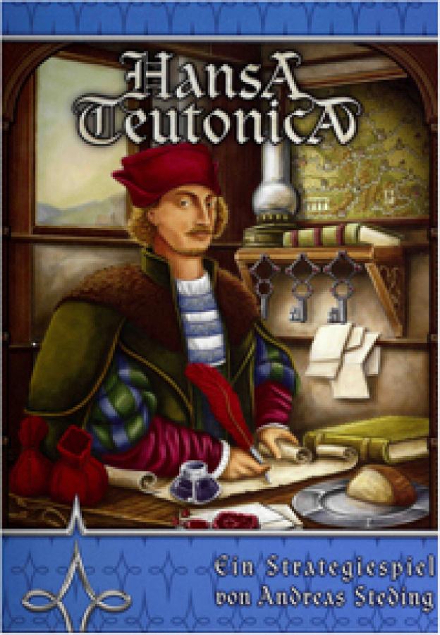 Hansa Teutonica (wydanie niemieckie)