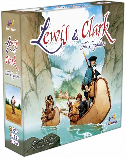 Lewis & Clark (edycja polska)