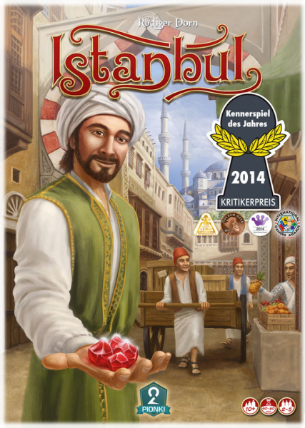 Istanbul (Stambuł) - edycja polska