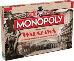 Monopoly: Warszawa - Dwudziestolecie Międzywojenne