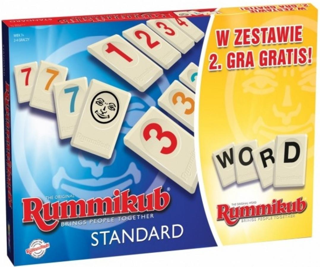 Rummikub 2w1 (Standard i Word)