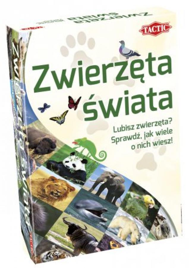 Quizy świata: Zwierzęta świata