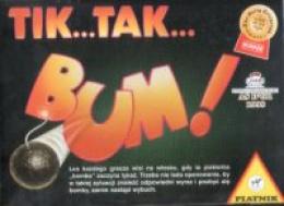 Tik Tak Bum (czarna edycja)