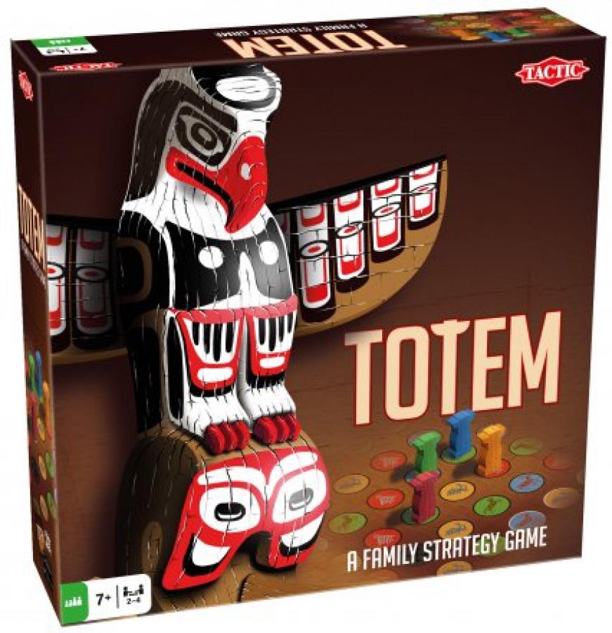 Totem (Tactic): Familijna Gra Strategiczna