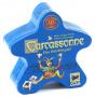 Carcassonne - gra kościana w metalowej puszce