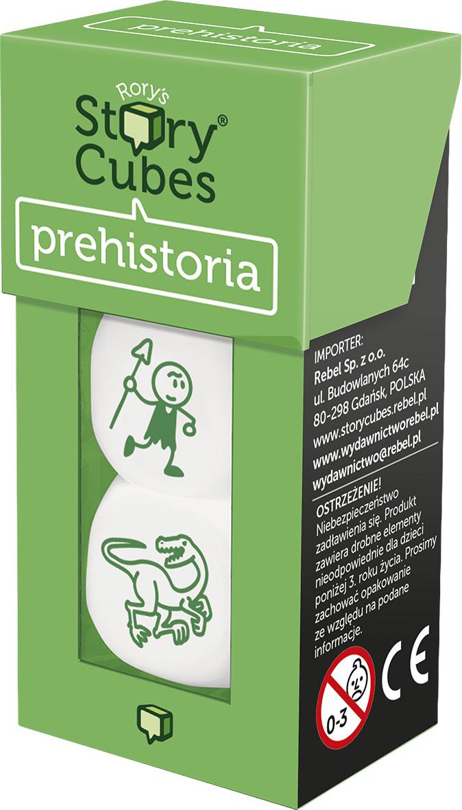 Story Cubes:Prehistoria