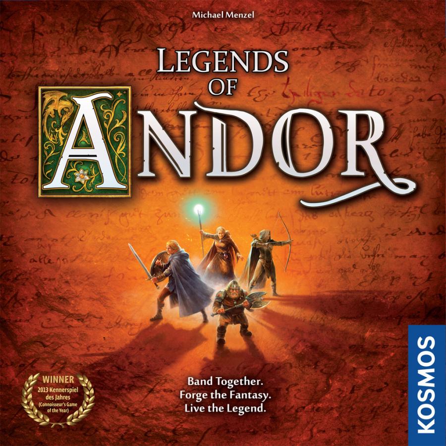 Legends of Andor (druga edycja)