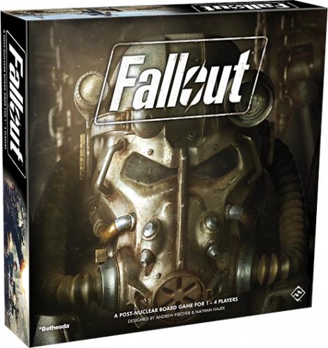 Fallout: The Board Game (edycja angielska)