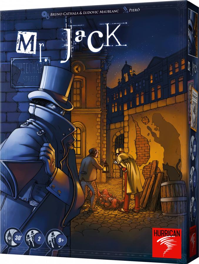 Mr. Jack (stara edycja polska)