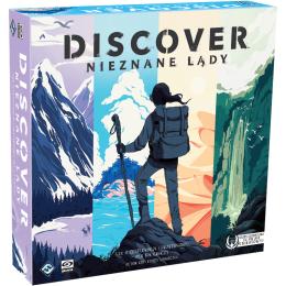 Discover: Nieznane lądy