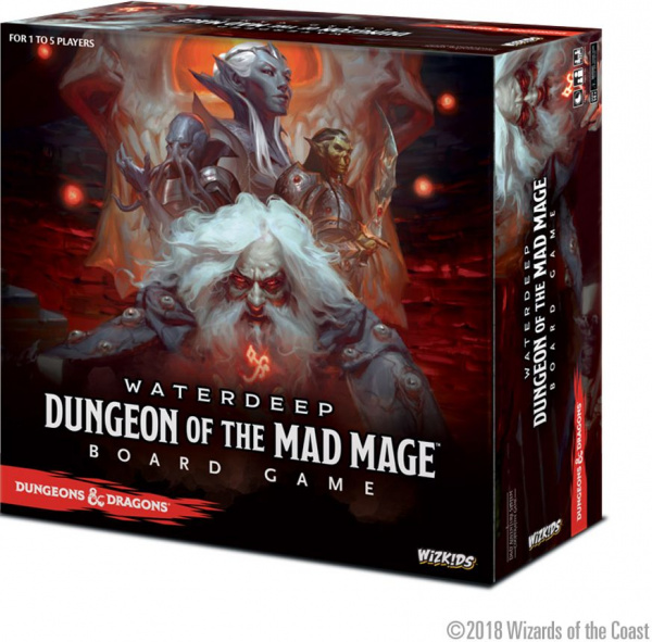Dungeons & Dragons: Waterdeep - Dungeon of the Mad Mage