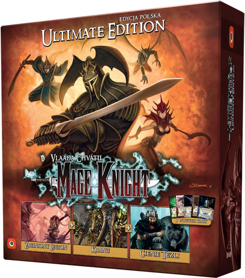 Mage Knight: Ultimate Edition (edycja polska)