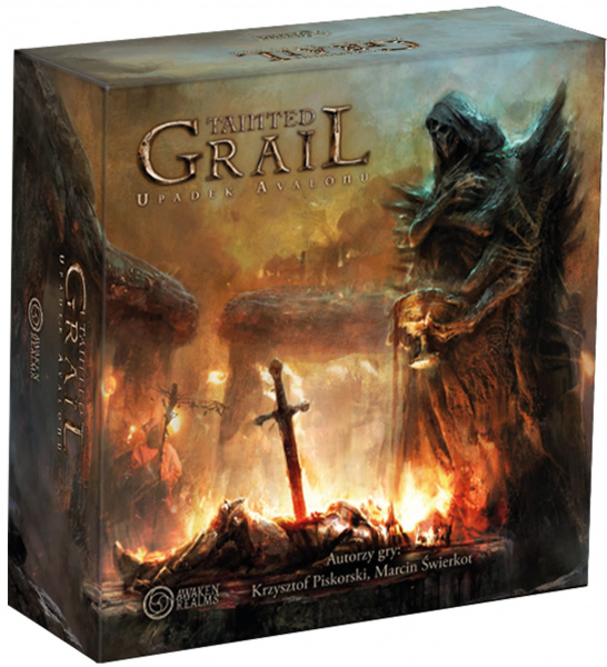 Tainted Grail: Upadek Avalonu