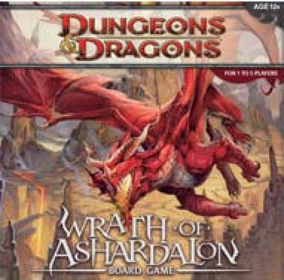 D&D: Wrath of Ashardalon Board Game