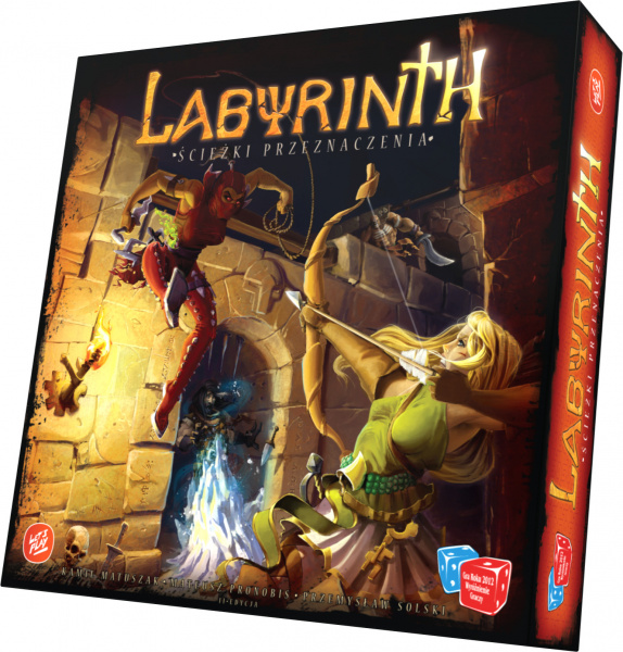 Labyrinth: Ścieżki Przeznaczenia (2 edycja)