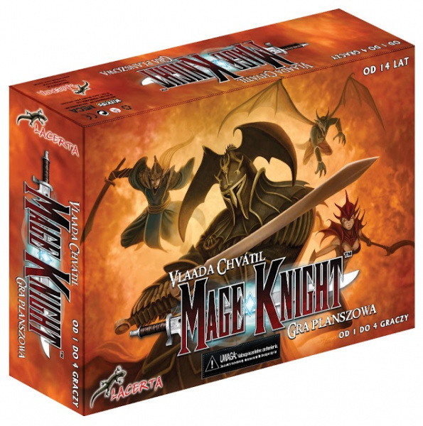 Mage Knight (edycja polska)