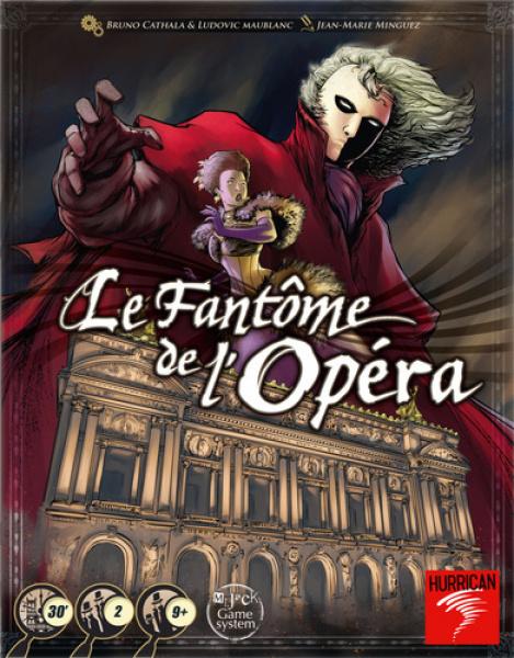 Upiór w Operze (Le Fantome de l'Opera)