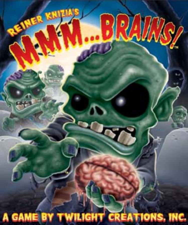Mmm... Brains
