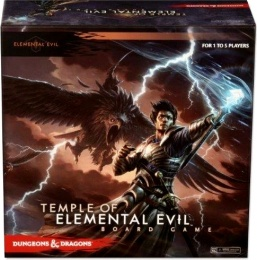 D&D: Temple of Elemental Evil Board Game