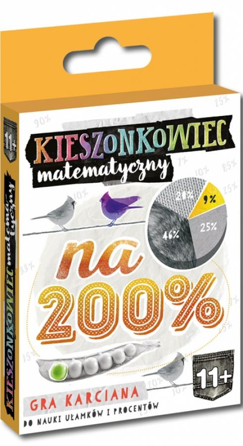 Kieszonkowiec matematyczny: Na 200%