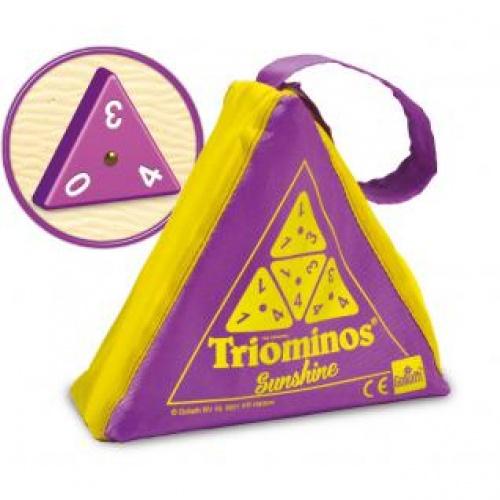 Triominos Sunshine (fioletowy)