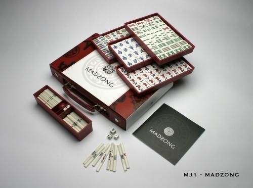 Madżong (Mahjong) w walizce