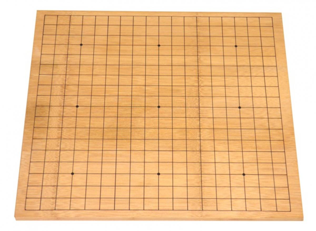 GO Goban bambusowy 1cm