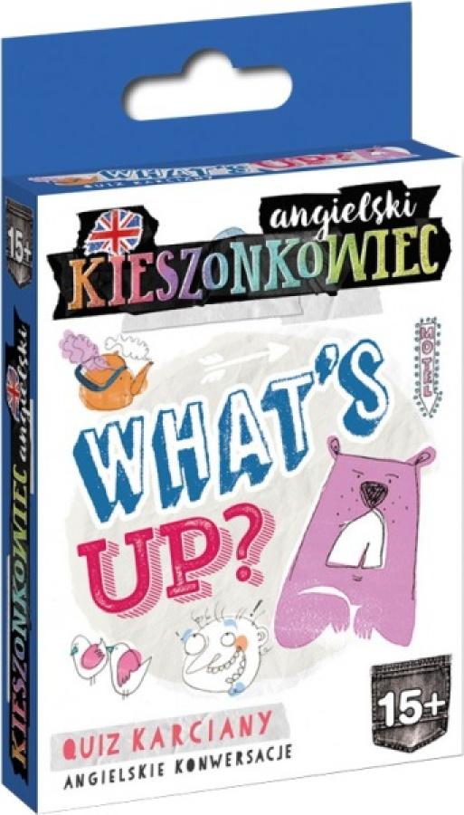 Kieszonkowiec angielski: What's UP?