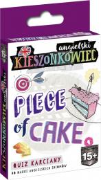 Kieszonkowiec angielski: Piece of Cake