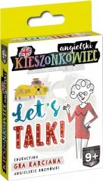 Kieszonkowiec angielski: Let's Talk!