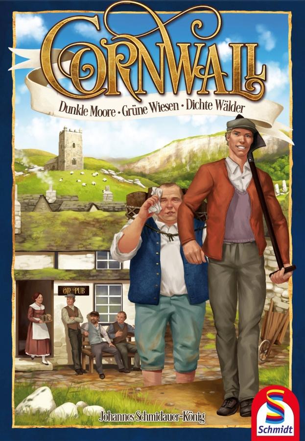 Cornwall (edycja angielska)