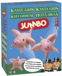 Pass the Pigs Jumbo (Świńska Gra, Świnki) - edycja skandynawska