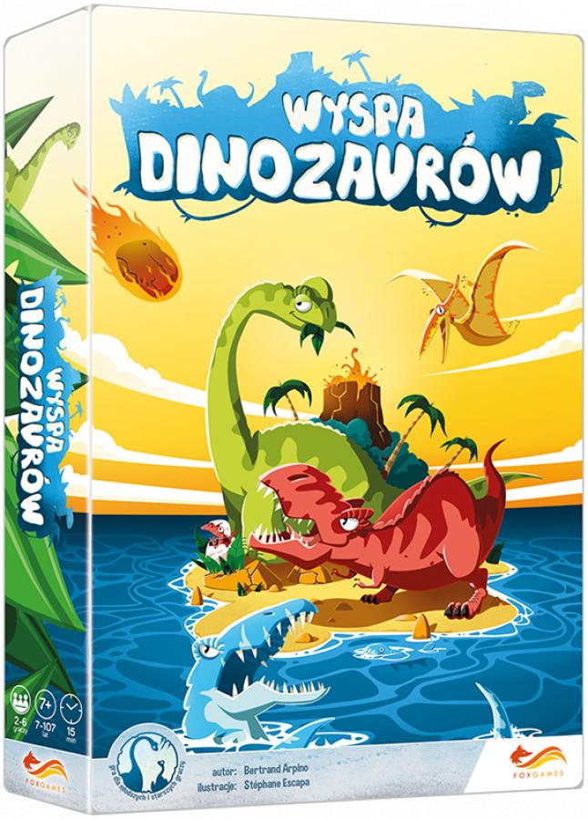 Wyspa Dinozaurów