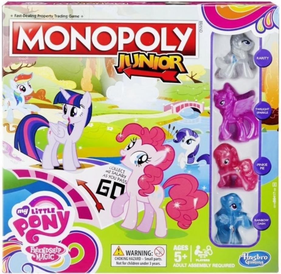 Monopoly Junior: My Little Pony