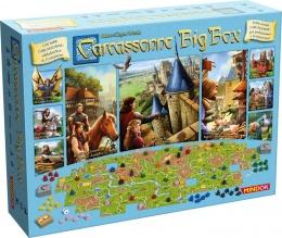 Carcassonne Big Box 6 (edycja polska)