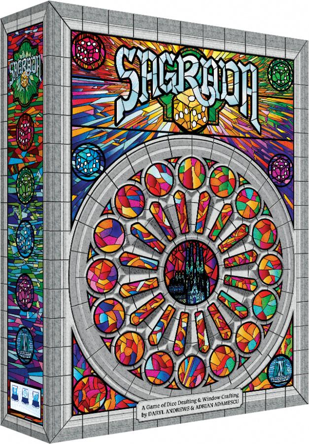 Sagrada (edycja angielska)