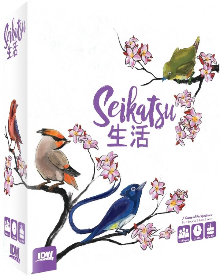 Seikatsu (edycja angielska)