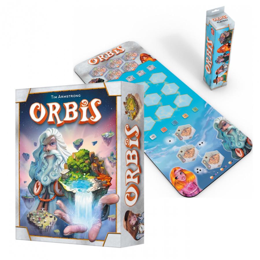 Pakiet Orbis i mata do gry