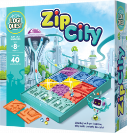 Logiquest: Zip City (edycja polska)